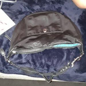 Small Black Shoulder Coach bag